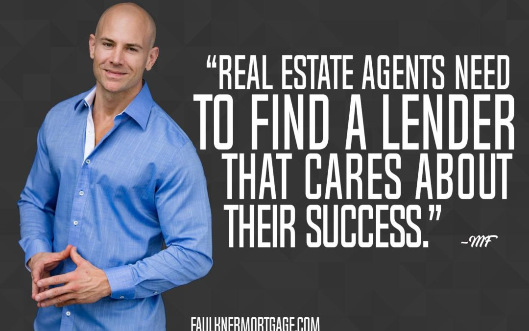 How partnering with the right lender can 10x your real estate career