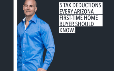 5 tax deductions every Arizona first-time home buyer should know