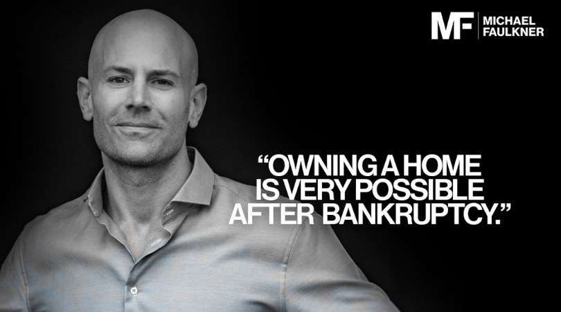 Homeownership is possible after bankruptcy